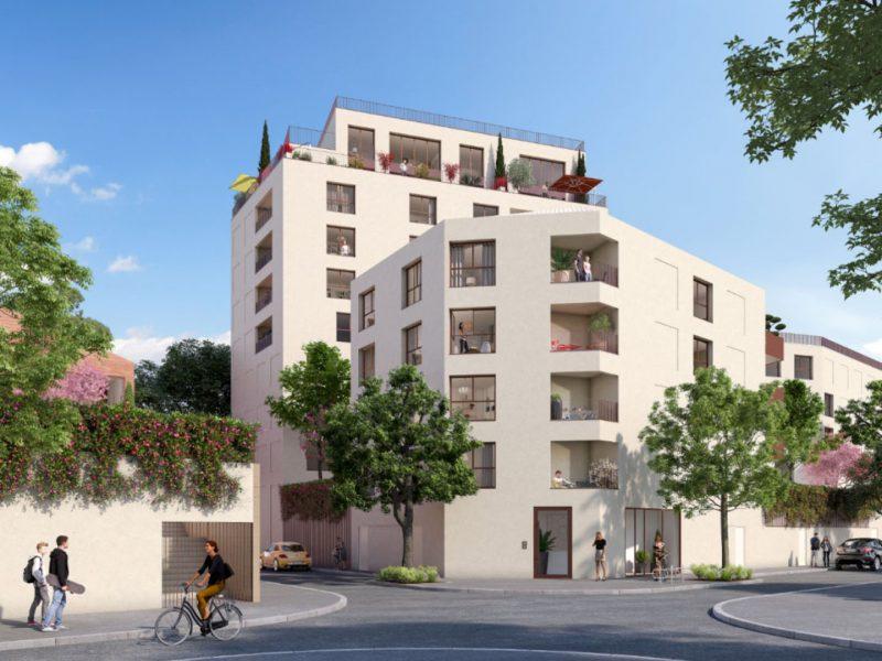 Immeuble résidentiel neuf Bordeaux