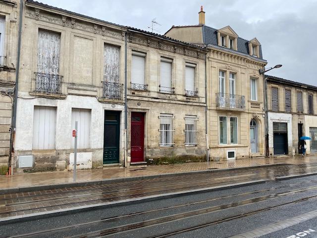 Immeuble Bordeaux centre
